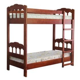 Кровать двухъярусная Капитошка, Елисеевская мебель