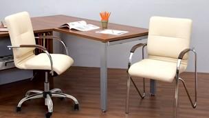 Офисные стулья для посетителей