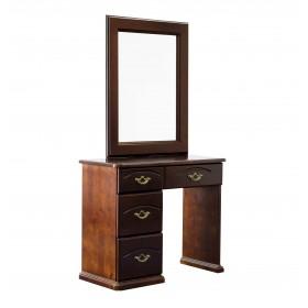 Туалетный стол однотумбовый Ассоль, Елисеевская мебель