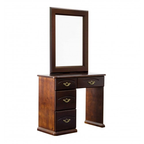 Туалетный стол однотумбовый Ассоль, Елисеевская мебель, фото 1