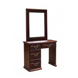 Туалетный стол однотумбовый Ирина, Елисеевская мебель