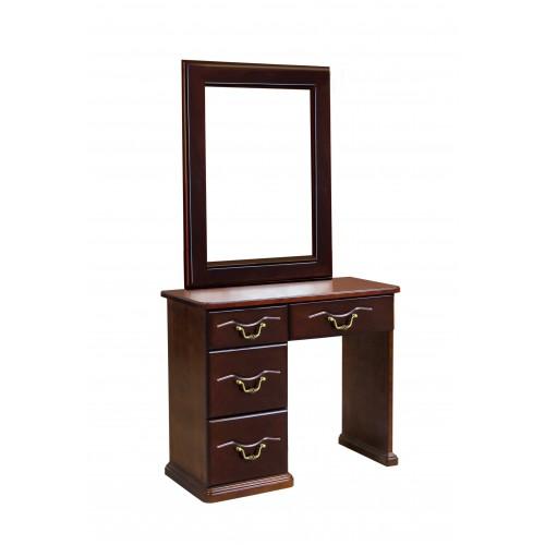 Туалетный стол однотумбовый Ева, Елисеевская мебель, фото 1