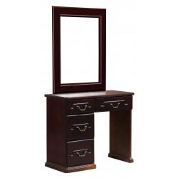 Туалетный стол однотумбовый Милена, Елисеевская мебель