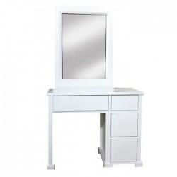Туалетный стол однотумбовый Милена 2, Елисеевская мебель