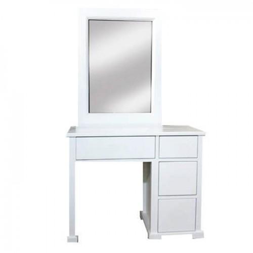 Туалетный стол однотумбовый Милена 2, Елисеевская мебель, фото 1