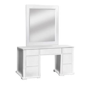 Туалетный стол двотумбовый Милена 2, 1300 Елисеевская мебель