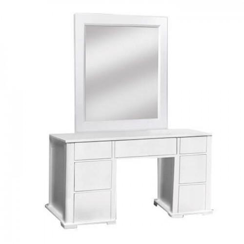 Туалетный стол двотумбовый Милена 2, Елисеевская мебель, фото 1