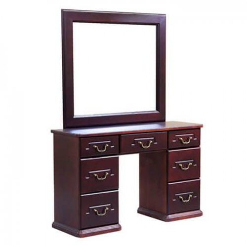 Туалетный стол двухтумбовый Милена, Елисеевская мебель, фото 1