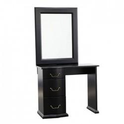 Туалетный стол однотумбовый радиусный 900, Елисеевская мебель