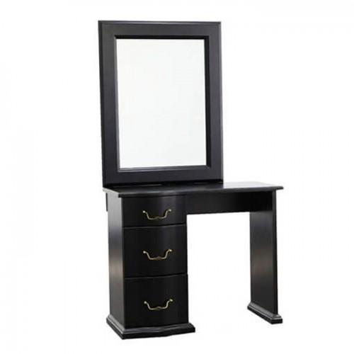 Туалетный стол однотумбовый радиусный 900, Елисеевская мебель, фото 1