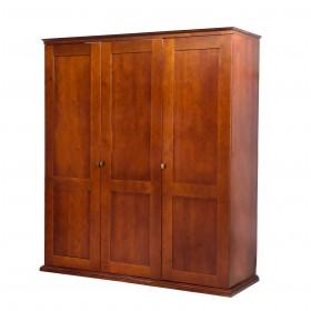 Шкаф 3-х дверный (филенка), Елисеевская мебель