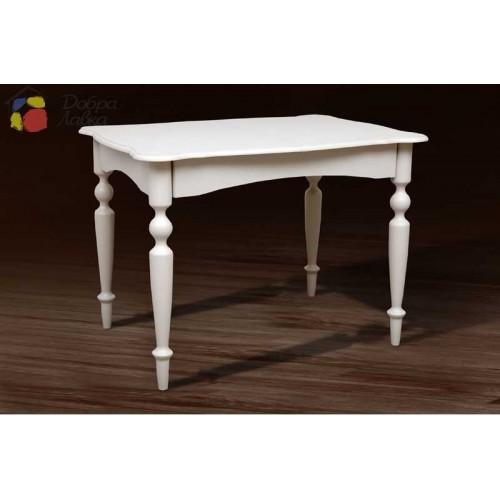Стол обеденный Омега (бежевый),1030(+340)*740, Микс-Мебель, фото 1