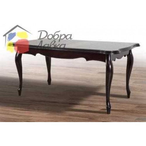 Стол обеденный деревянный раскладной Royal, 1600(+400)*900, Микс-Мебель, фото 1