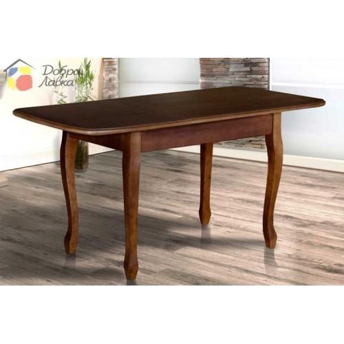 Стол обеденный Лидер, 1100(+400)х700, Микс-Мебель, фото 1