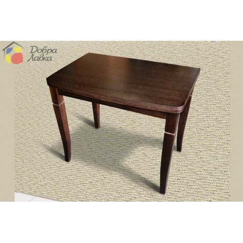 Стол обеденный Эрика (разложен), 1200х900, Микс-Мебель, фото 1