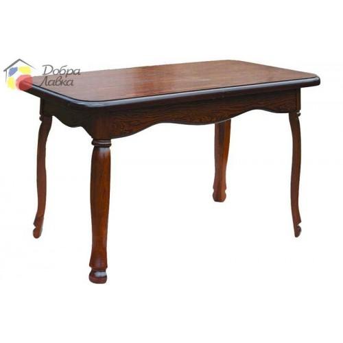 Стол обеденный Гаити, 1600(+500)х850, Микс-Мебель, фото 1