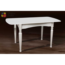Стол обеденный Поло (бежевый), 1080(+320)*730, Микс-Мебель, фото 1