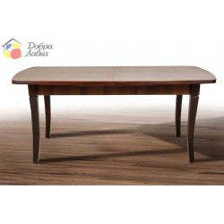 Стол обеденный Квартет, 1800(+500)*900, Микс-Мебель