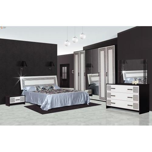 Спальня 4ДЗ Бася новая Олимпия, Світ Меблів, фото 1