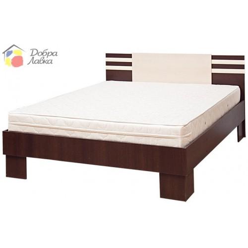 Кровать 1,6 Элегия, Світ Меблів, фото 1