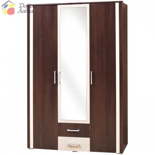 Шкаф 3Д Элегия, Світ Меблів, фото 1