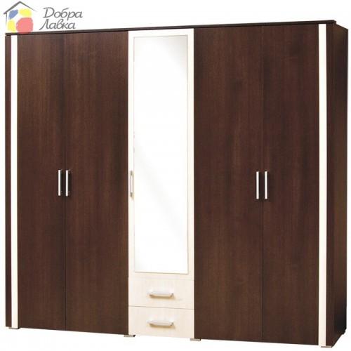 Шкаф 5Д Элегия, Світ Меблів, фото 1