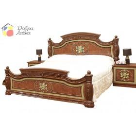 Кровать 1,6 Жасмин, Світ Меблів