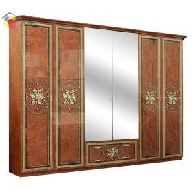 Шкаф 6Д Жасмин, Світ Меблів