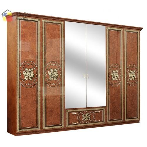 Шкаф 6Д Жасмин, Світ Меблів, фото 1