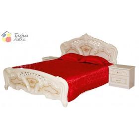 Кровать Кармен новая люкс, Світ Меблів