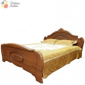 Кровать 1,6 Катрин патина, Світ Меблів