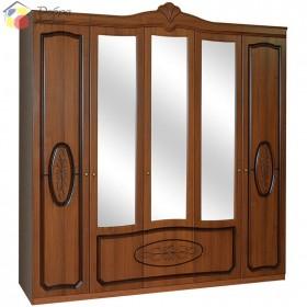 Шкаф 5Д Катрин патина, Світ Меблів