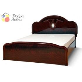 Кровать двухспальная Лаура, Світ меблів