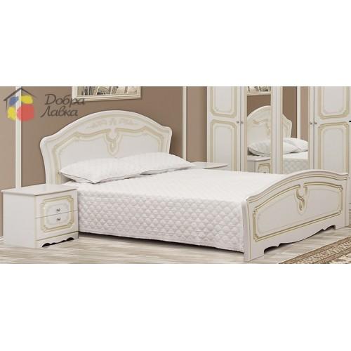 Кровать 160 Луиза Патина, Світ меблів, фото 1
