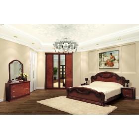 Спальня 4Д Опера, Світ меблів