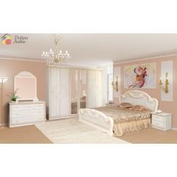 Спальня 6Д Опера, Світ меблів