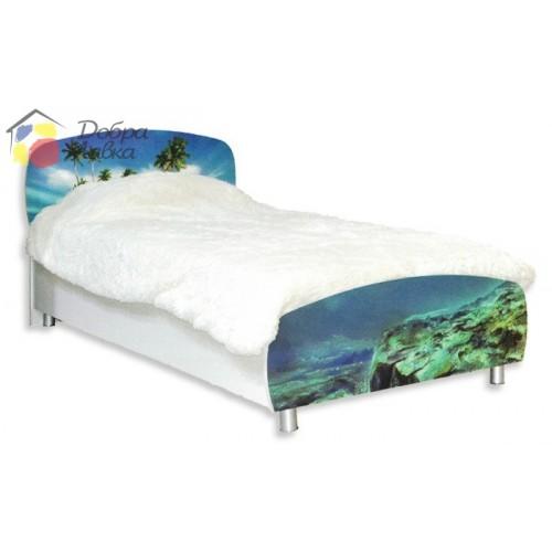 Кровать 1сп Мульти, Світ Меблів, фото 1