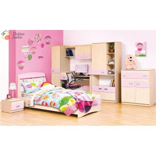 Детская комната модульная Терри , Світ Меблів, фото 1