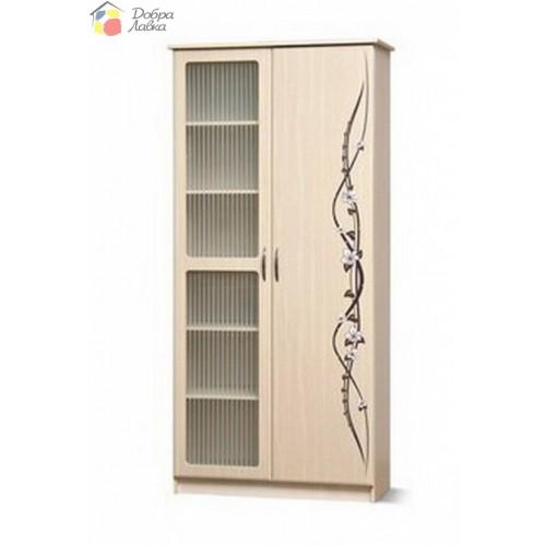 Шкаф 2Д Ск Сакура, Світ Меблів, фото 1