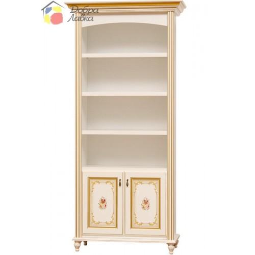 Шкаф книжный Парма, Світ Меблів, фото 1
