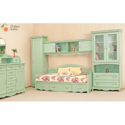 Детская комната  Селина  модульная, Світ Меблів, фото 1
