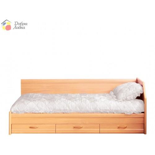 Кровать 1сп Вояж, Світ Меблів, фото 1