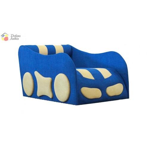 Детский диван Машинка, Юдин, фото 1