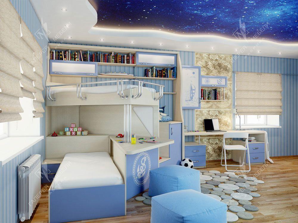 Детские комнаты , фото1