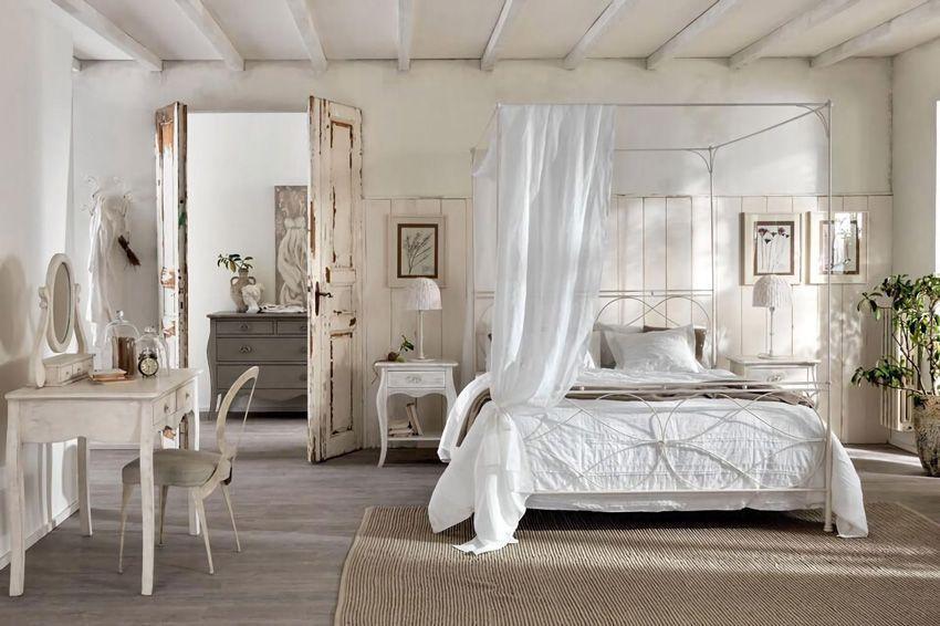 Спальни в стиле Прованс, фото2