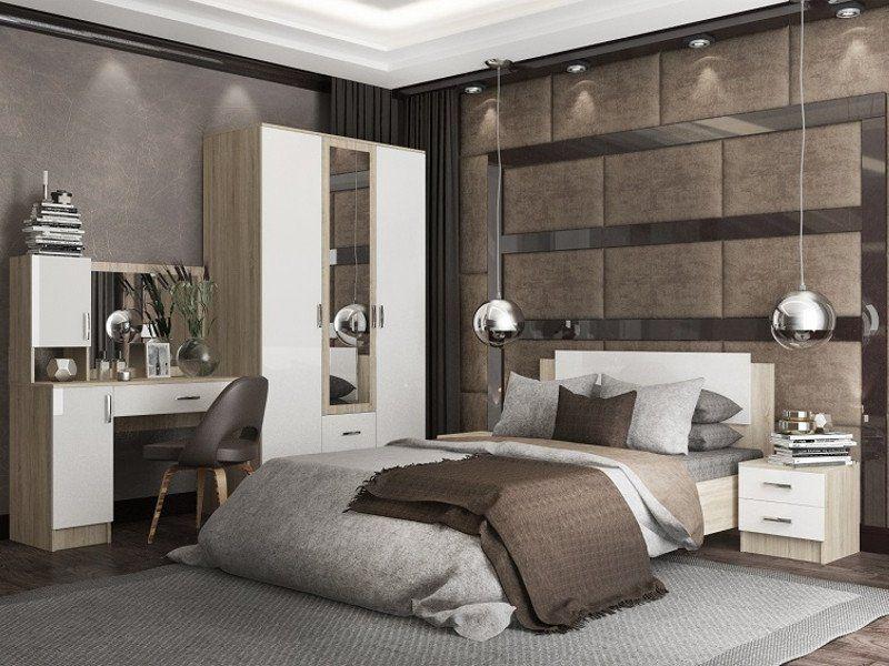 Спальни со столом, фото1