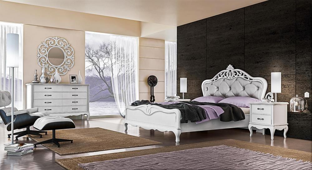Спальные гарнитуры из натурального дерева, фото1