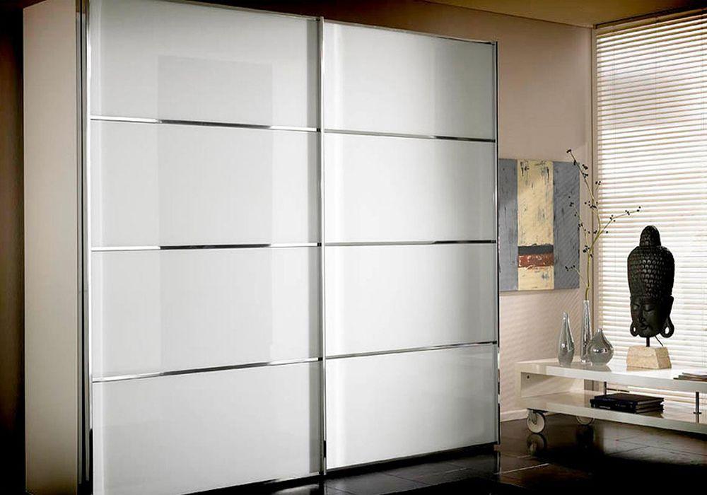 Белые шкафы-купе, фото1