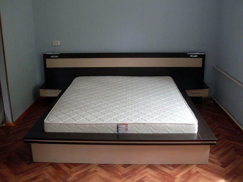 Кровати из ДСП, фото1