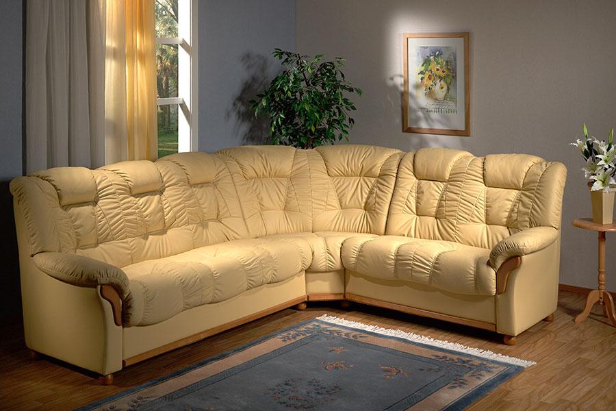 Кожанный диван, фото2